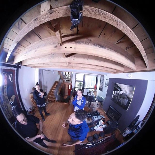 360 w/ @occupiedvr & #TheStromboShow 📸via @strombo