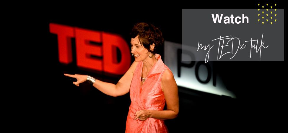 Stasia Savasuk TEDx