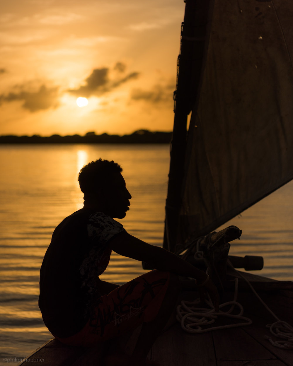 that golden moment - sunset cruise on a traditional dhow - manda island
