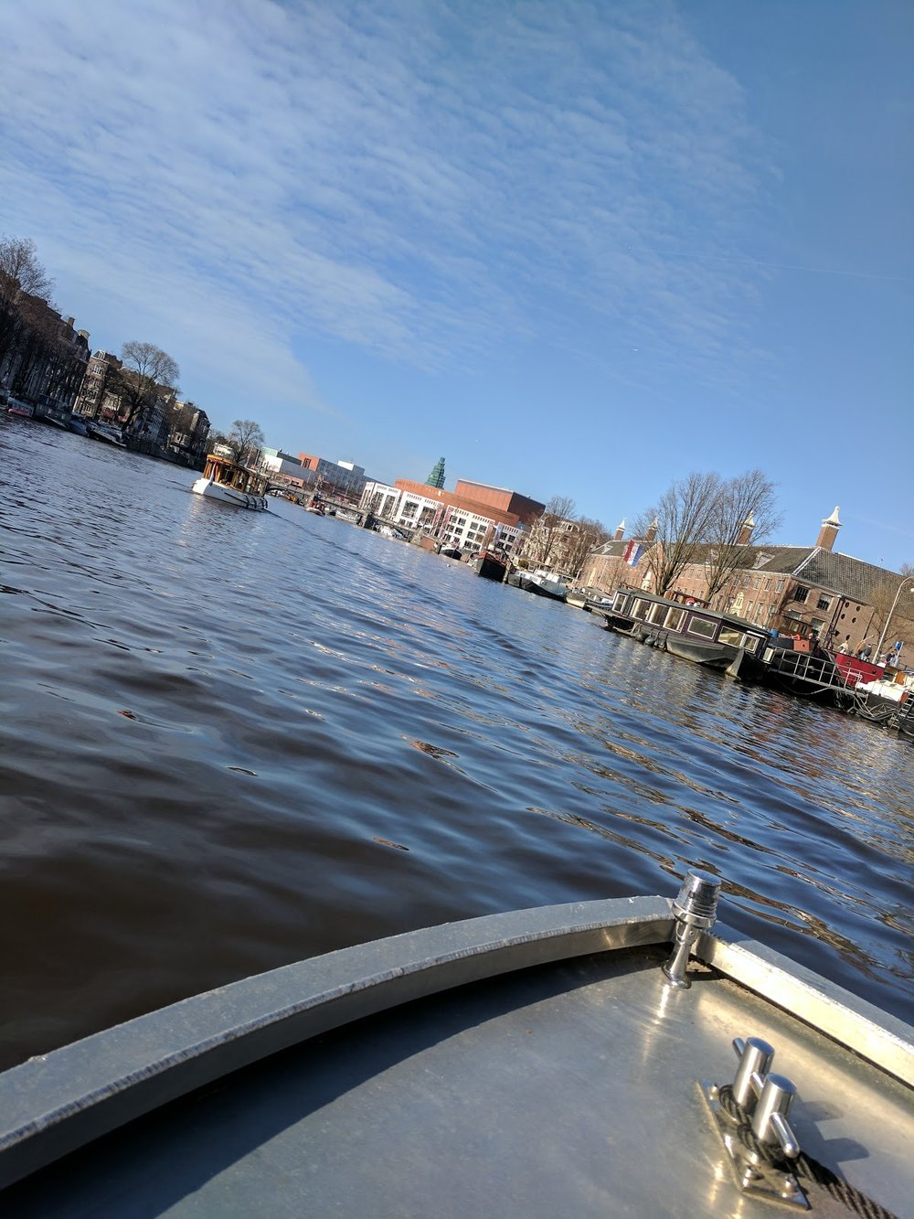 """Those Dam Boat Guys"" Tour in Amsterdam"