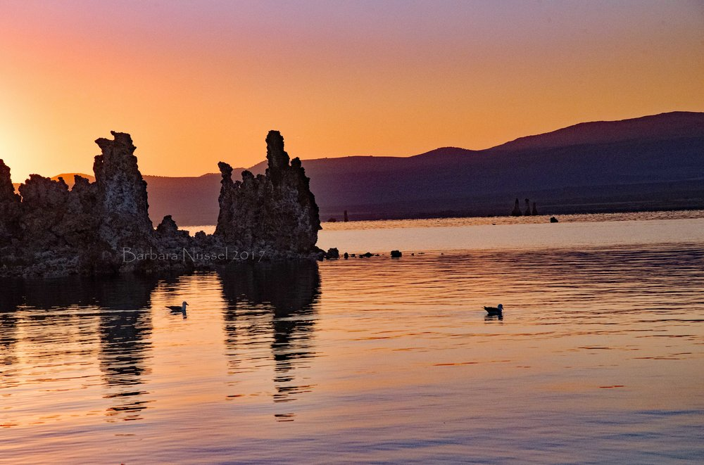 Sunrise at Mono Lake (shot 2017-06-24 between 5:40 am and 6:15 am PDT)