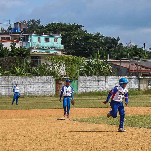 Cuba's pastime: #baseball #béisbol #havana #cuba #sports #futurechampions #worldbaseballclassic