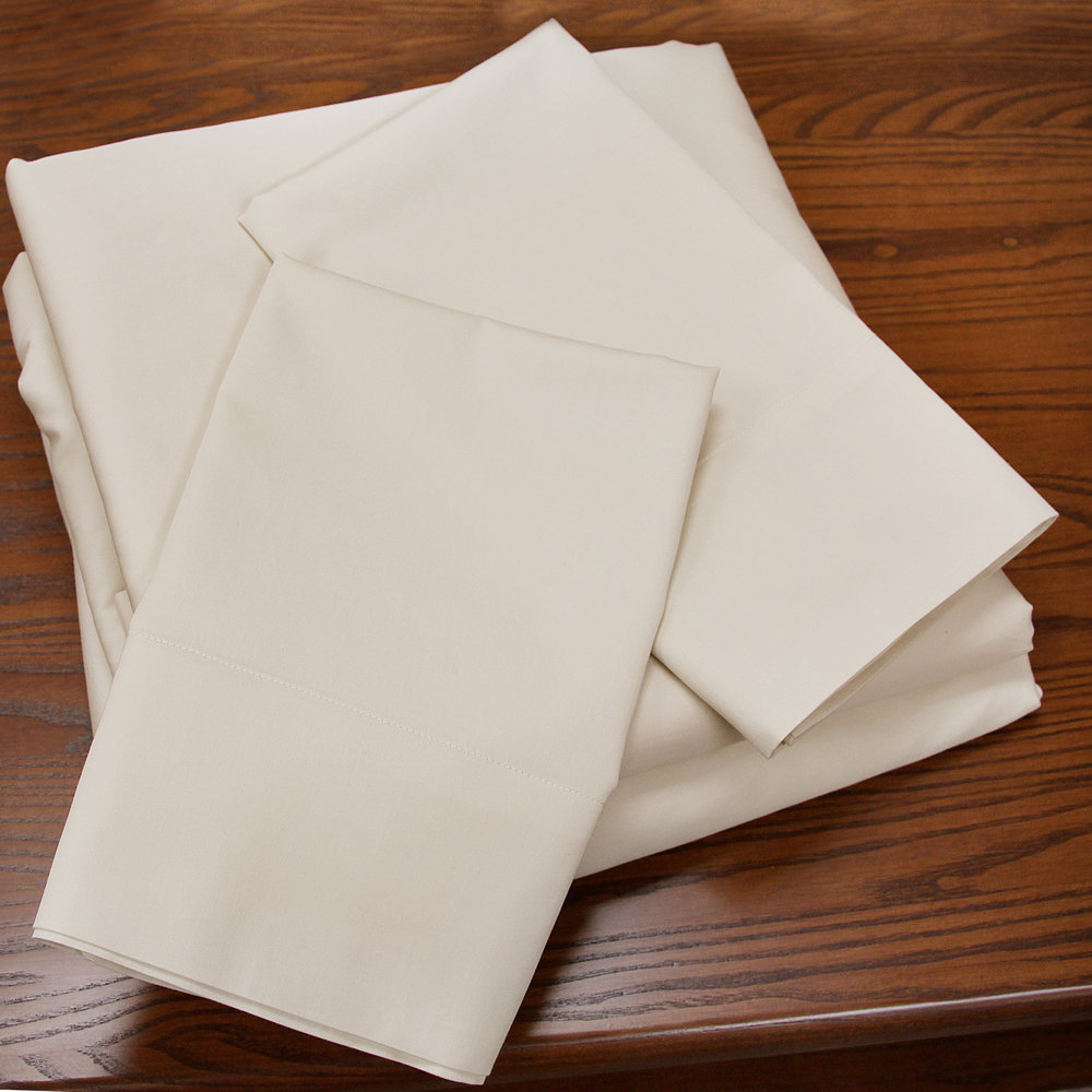 Pearl Organic Sheet Collection