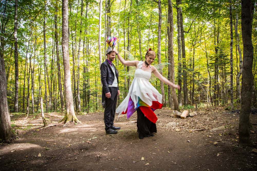 Hint of Magic Wedding Photography