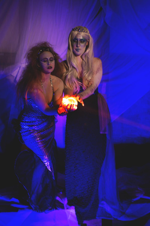 Ember LaFuze and Faerie Nebula