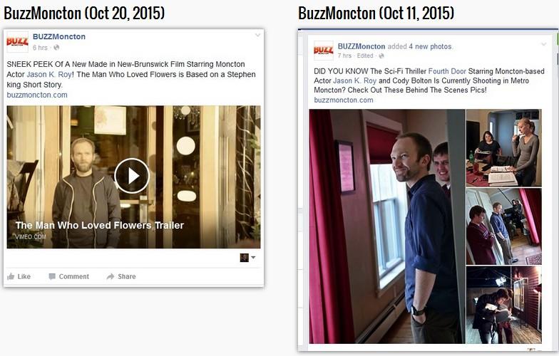 BuzzMoncton (Oct 11 & 20, 2015)