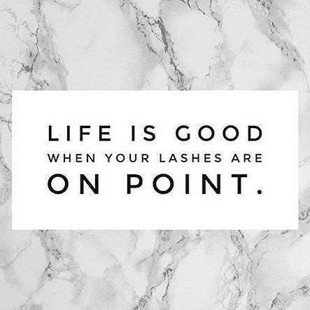 The #lashlife . #seattlelashes #eyelashes #lashextensions #fremontseattle #tinandlash #qotd