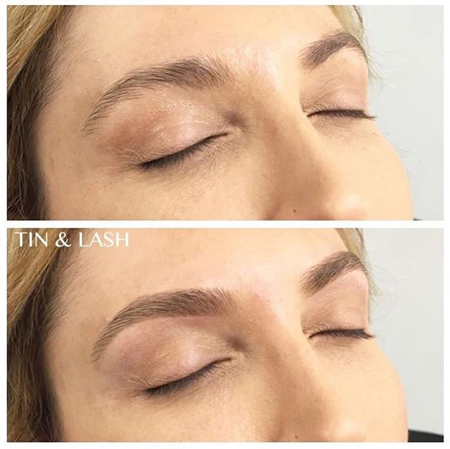 Need 'Date Night' ready brows? Come see Leanna for a quick custom brow design that will make a huge difference ! #seattlebrows #browgrooming #waxing #browshaping #brows #tinandlash #beauty #pamperyourself