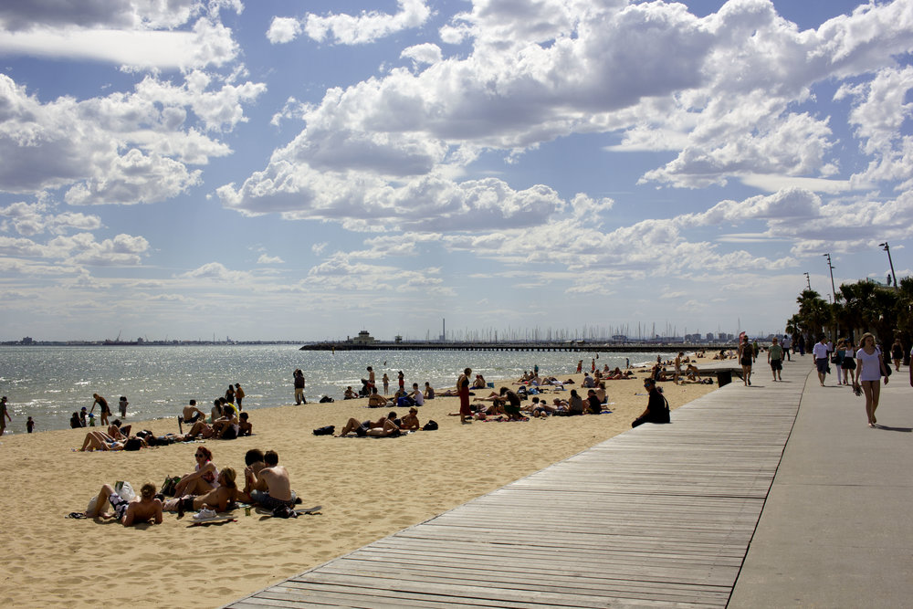 i mean, st. kilda is basically oriental bay on heat (PUN INTENDED)