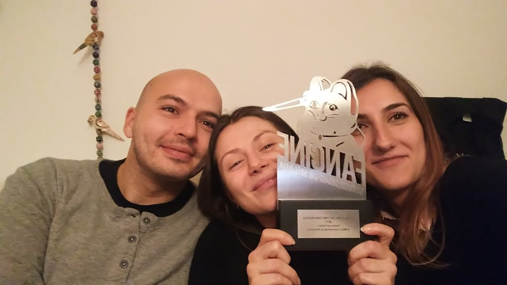 Malaga, Spain: Audience Award for Best Animated Film