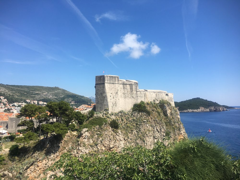 Walled City in Dubrovnik