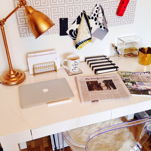 Orc One Room Challenge Home Office Makeover