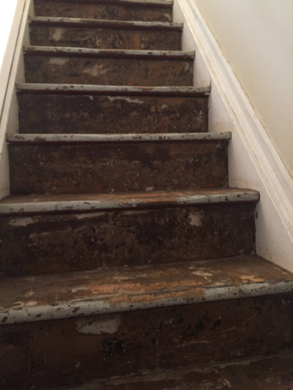 lesley-metcalfe-staircase-renovation-stairs-with-carpet-and-tiles-removed.JPG