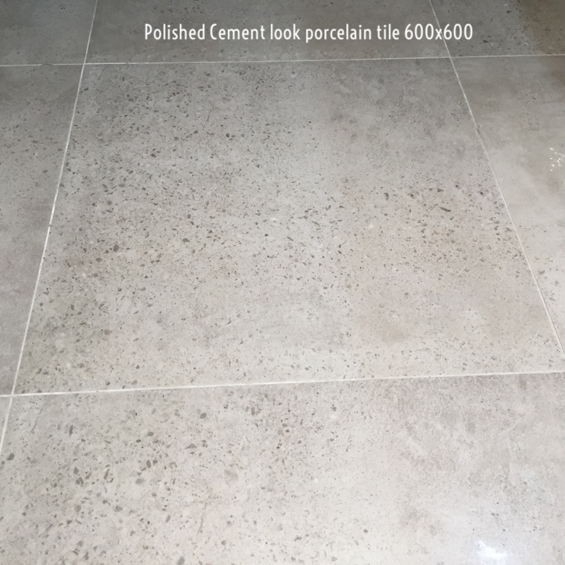 Cement Look porcelain Tiles: This popular finish first hit the Digital Design end of the market at the Cersaie Ceramics in 2014.   We picked it then as a timeless classic.  Since its release as a concept, it has been copied endlessly by different manufacturers to varying degrees of success.   We have one of the best productions of this look available in the market. Please call to discuss the options.  Four colours, Three finishes Matt Lappatto & Antislip.