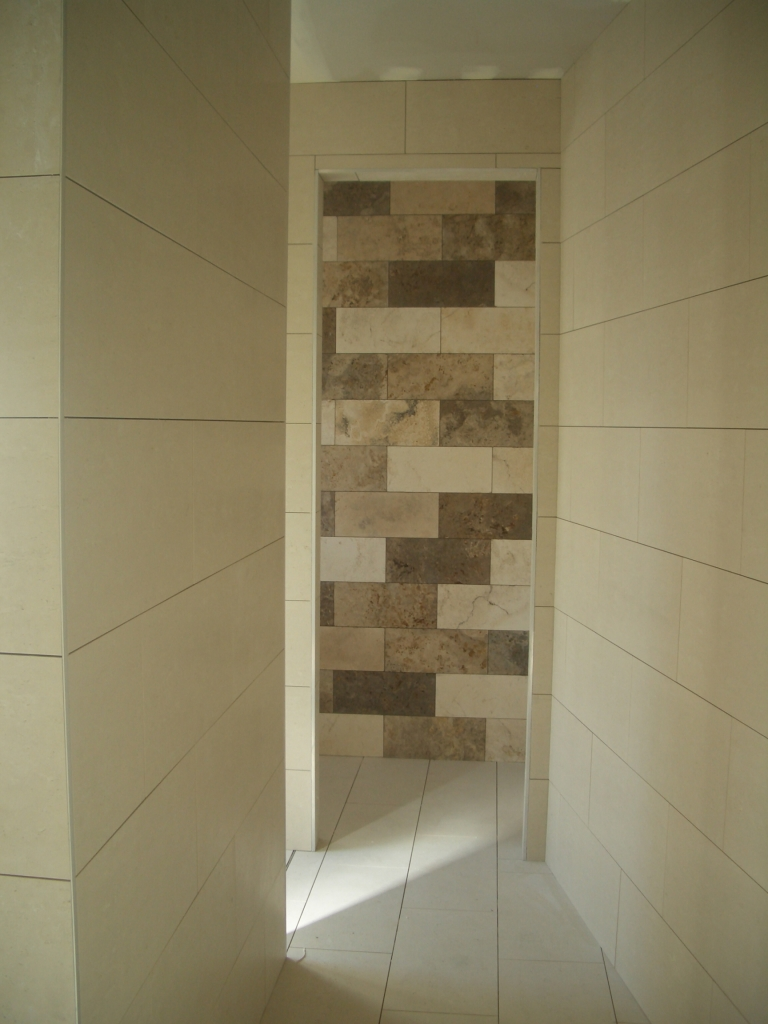 Atumn Blend Travertine and Honed Porcelain Tile.jpg
