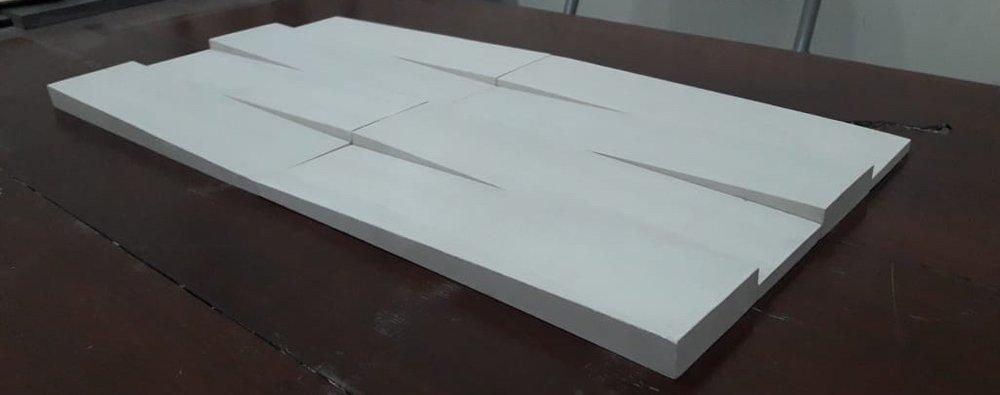 SILTSTONE BASKET WEAVE  3D FEATURE WALL CLADDING