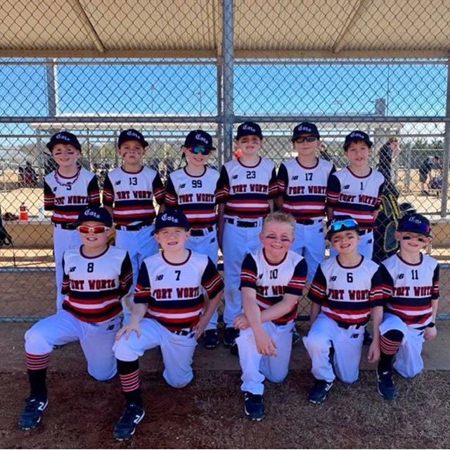 Cats 8u off to a good start, out scoring pool opponents 28 - 7 this weekend. #FWCats #doinwork