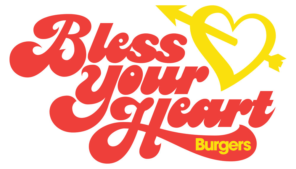 Gift Certificates Bless Your Heart Burgers