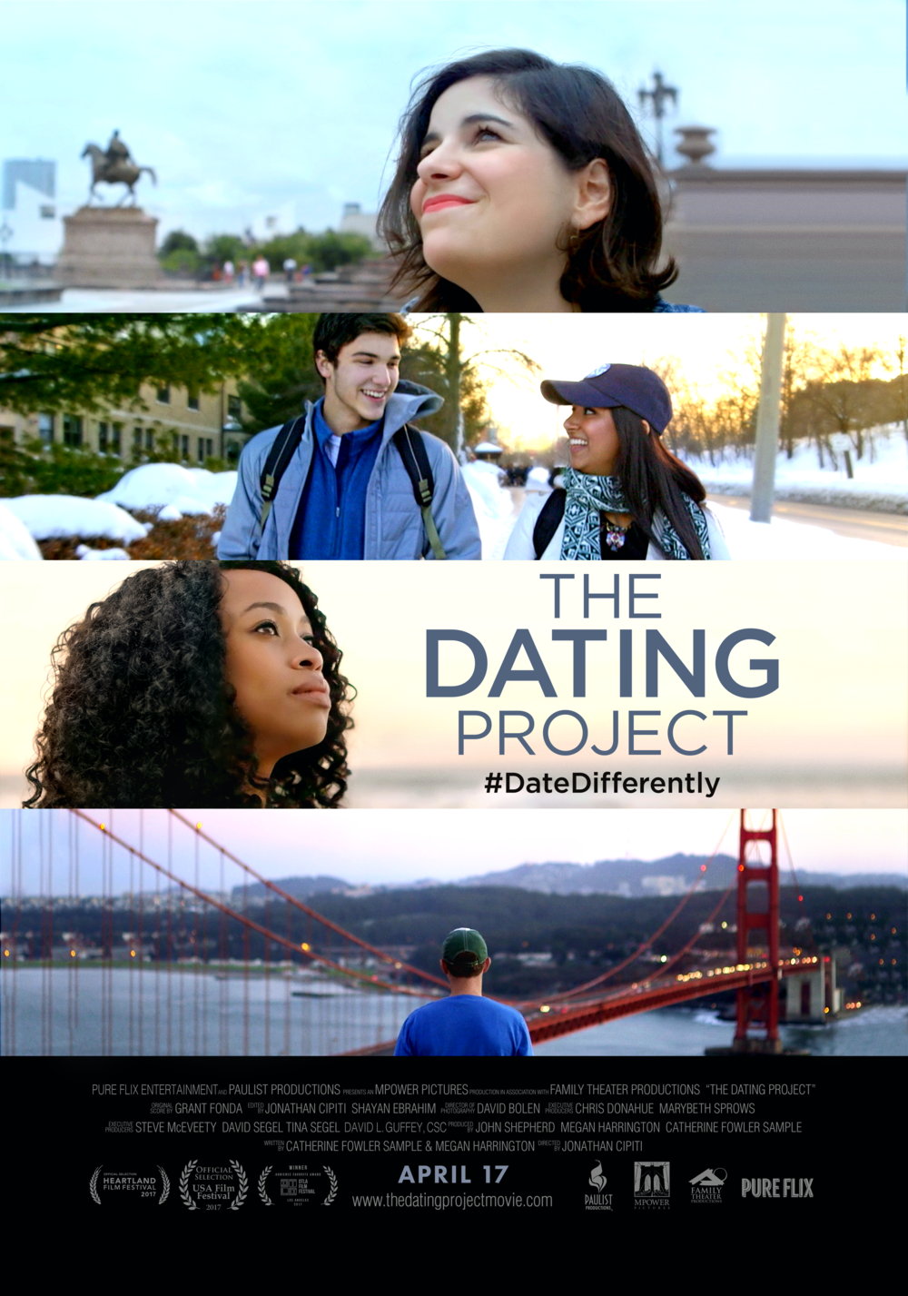 The Dating Project poster.png