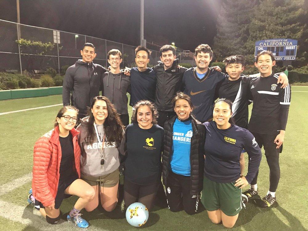 Soccer - Spring 2018