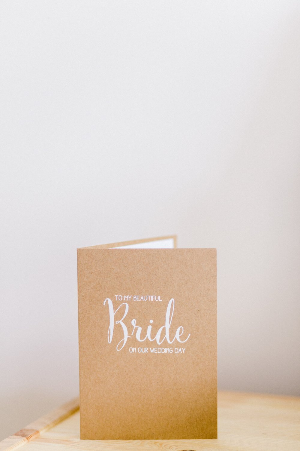 Stationery and Favors -