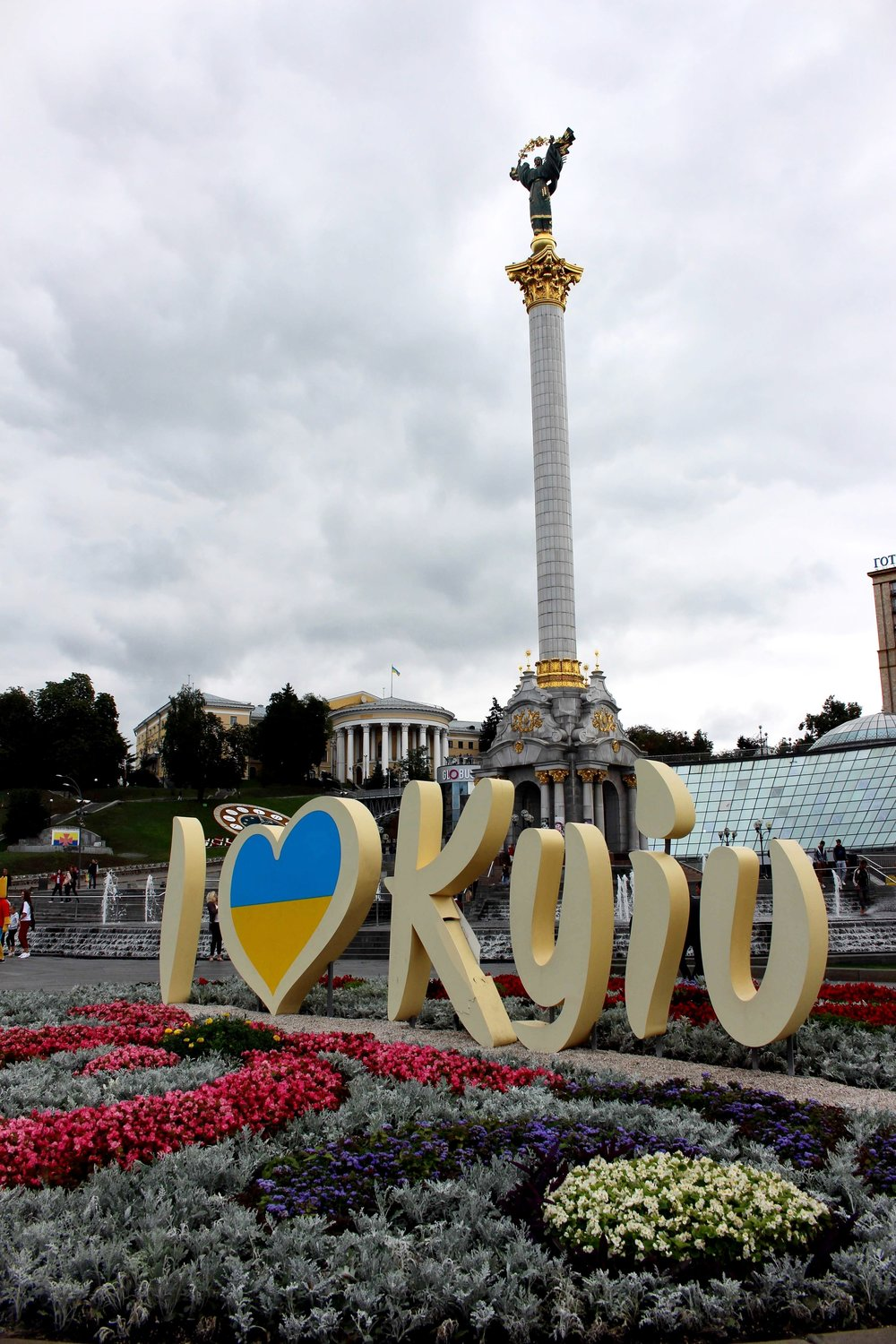 Servant of the People  is set in Kyiv.
