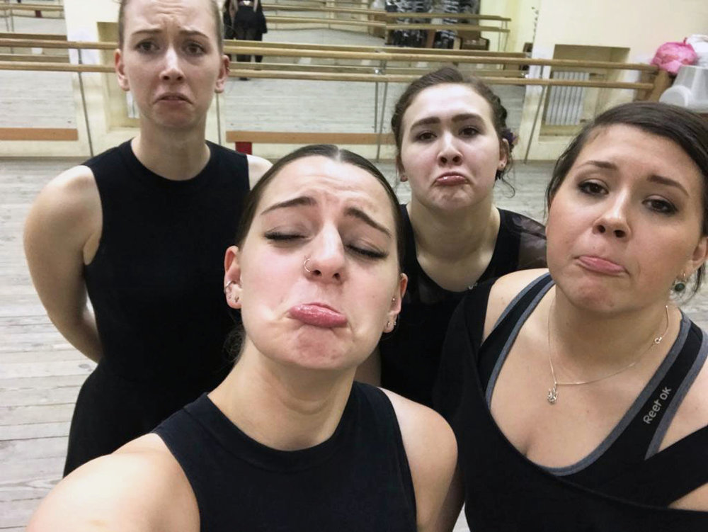 We were clearly very sad to have our final rehearsal of studying dance in Ukraine. But we knew it also meant that we had something to look forward to — visiting our friends in Ukraine for a polka or two and meeting others in Canada who are just as passionate as we are about celebrating Ukrainian dance and culture.