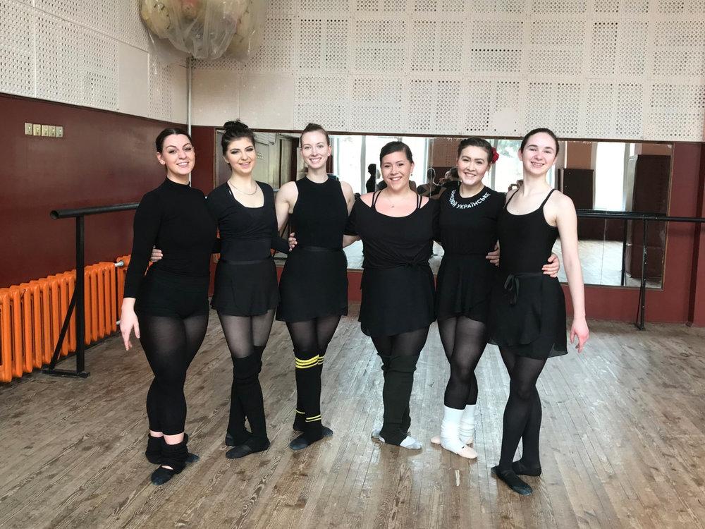 Dance — Ukraine blog — Kaitlin Vitt