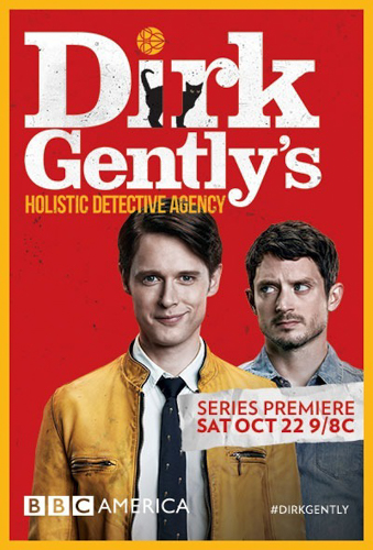 Dirk Gently's Holistic Detective Agency (2016)