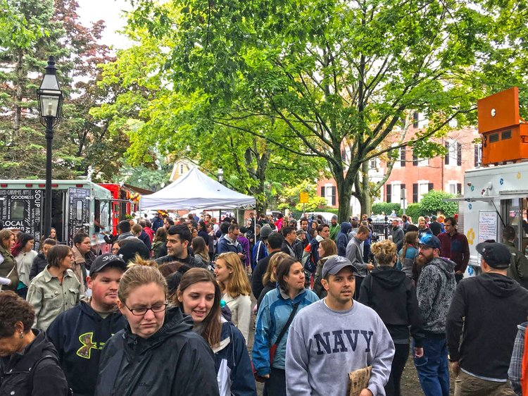 Salem Food Truck Festival New England Open Markets