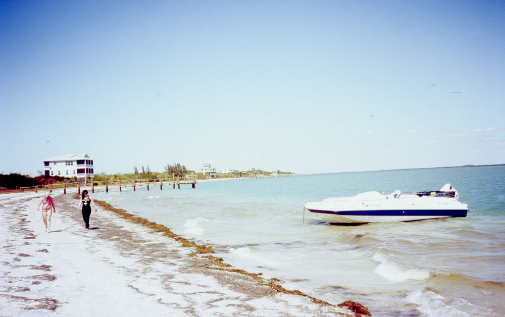 This roll was shot in Florida when I took a trip out there in the beginning of March.