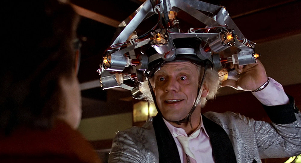 "I on the other hand, shoot from the hip, (sometimes literally) and work with my muscle memory/ intuition on ""proper exposure."" I sorta feel like Doc Brown in Back To The Future running around trying to explain some intangible theory."