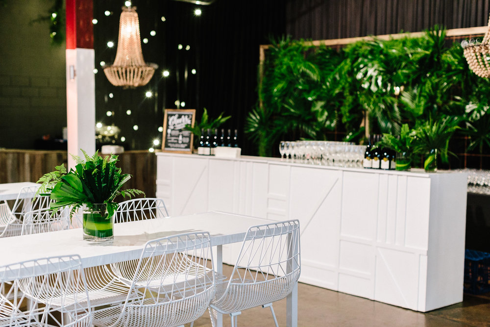 Gathering Events Pop Up Bar hire service Brisbane