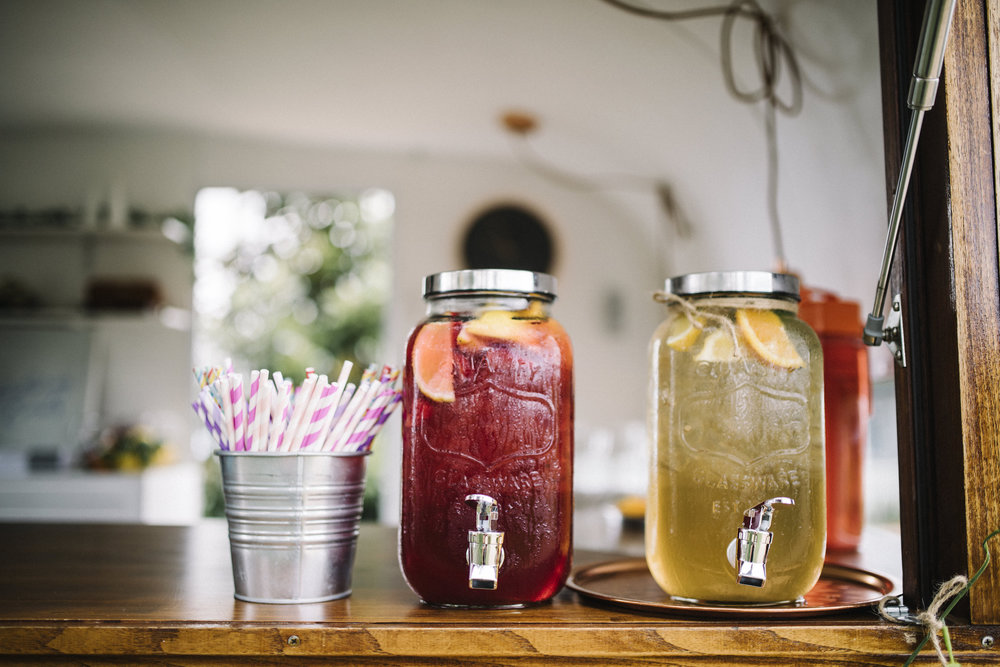 Infused ice tea - Various T2 flavours to choose from, and the perfect refresher for summer & spring celebrations.Min 50 serves$3.00 +GST Per Serve