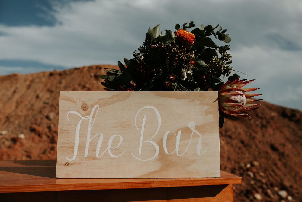 Gathering Events - pop up bar - wedding - brisbane