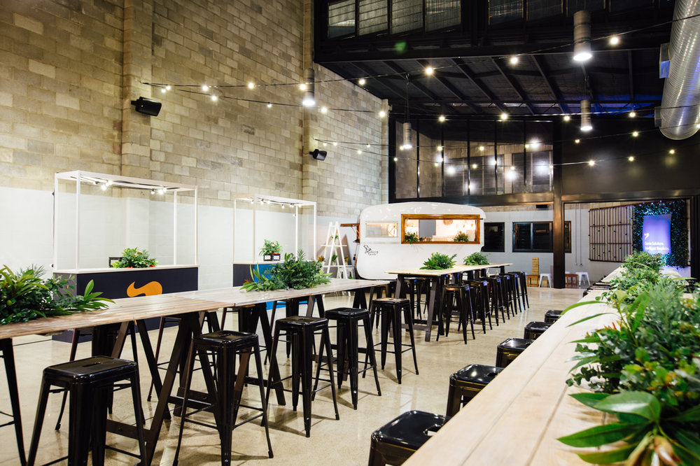 BYO Event Brisbane - The Joinery - Venue Hire - Gathering Events