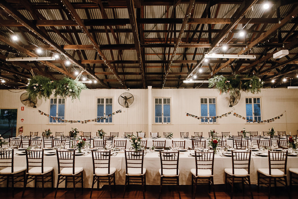 BYO Event Brisbane - Samsonvale Hall - Venue Hire - Gathering Events