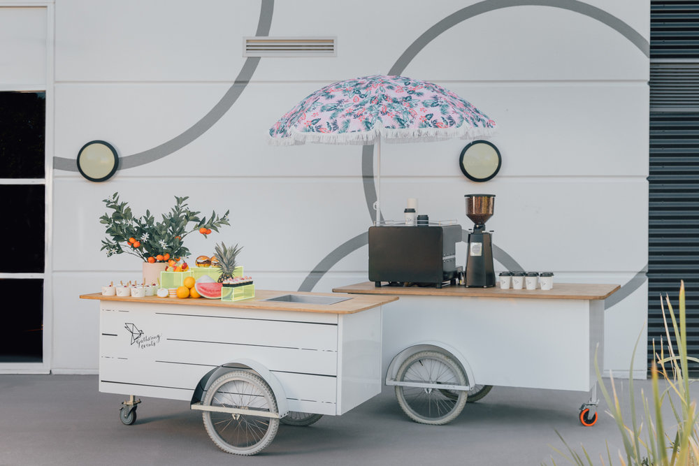 Gathering Events - Hire Coffee Cart Brisbane