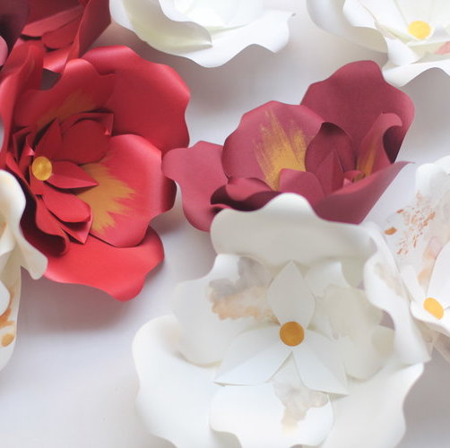 Victoria Velasco, Paper Florist