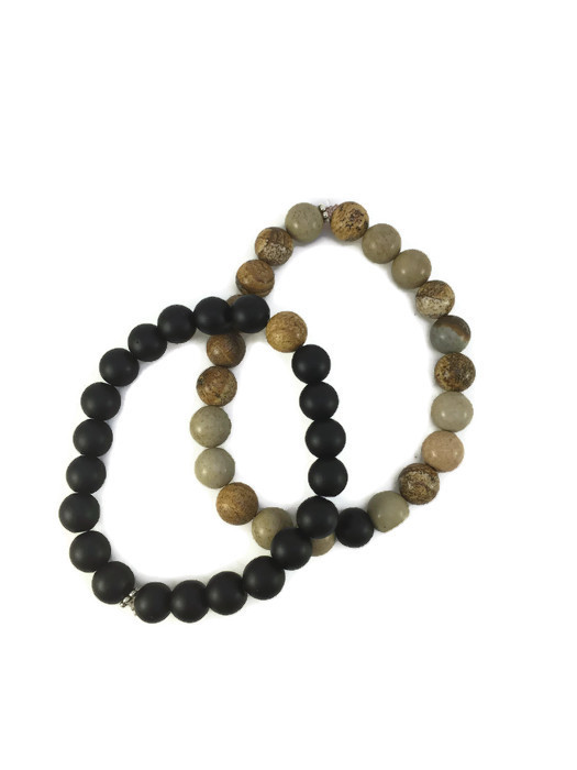Embellished_Curves_Plus_Size_Jewelry_Onyx_Jasper_Black_Natural_Couples_Stretch_Bracelet_2 2.jpg