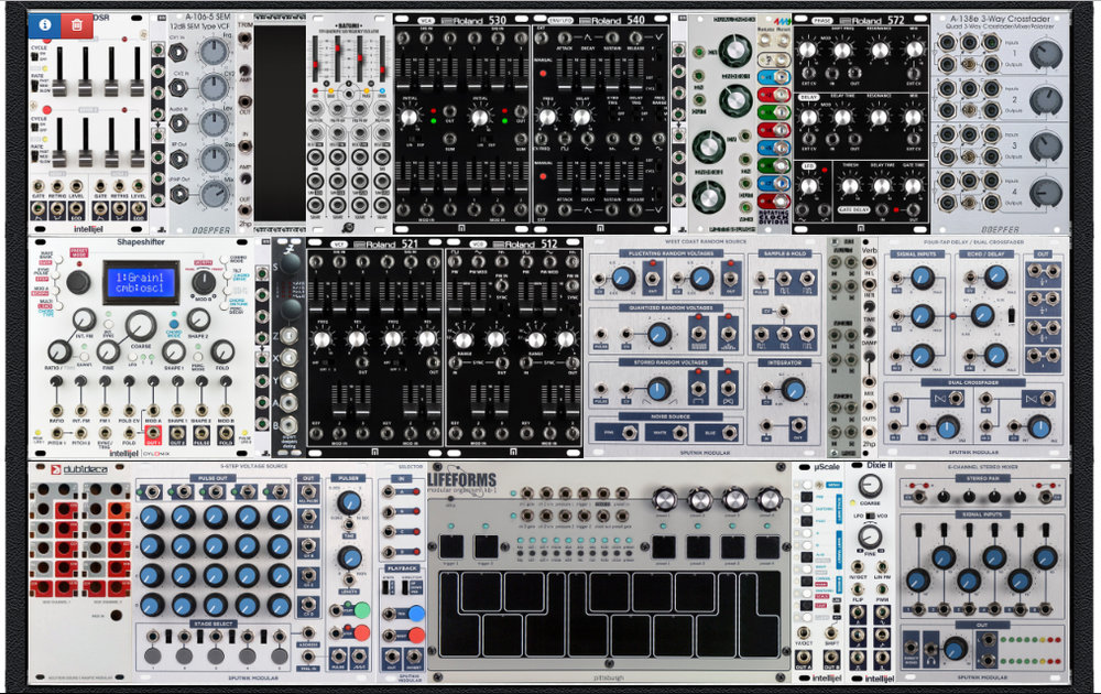 The goddamned future: my eurorack dreams
