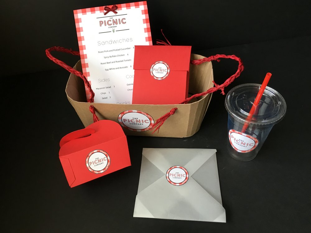 Picnic Restaurant Packaging