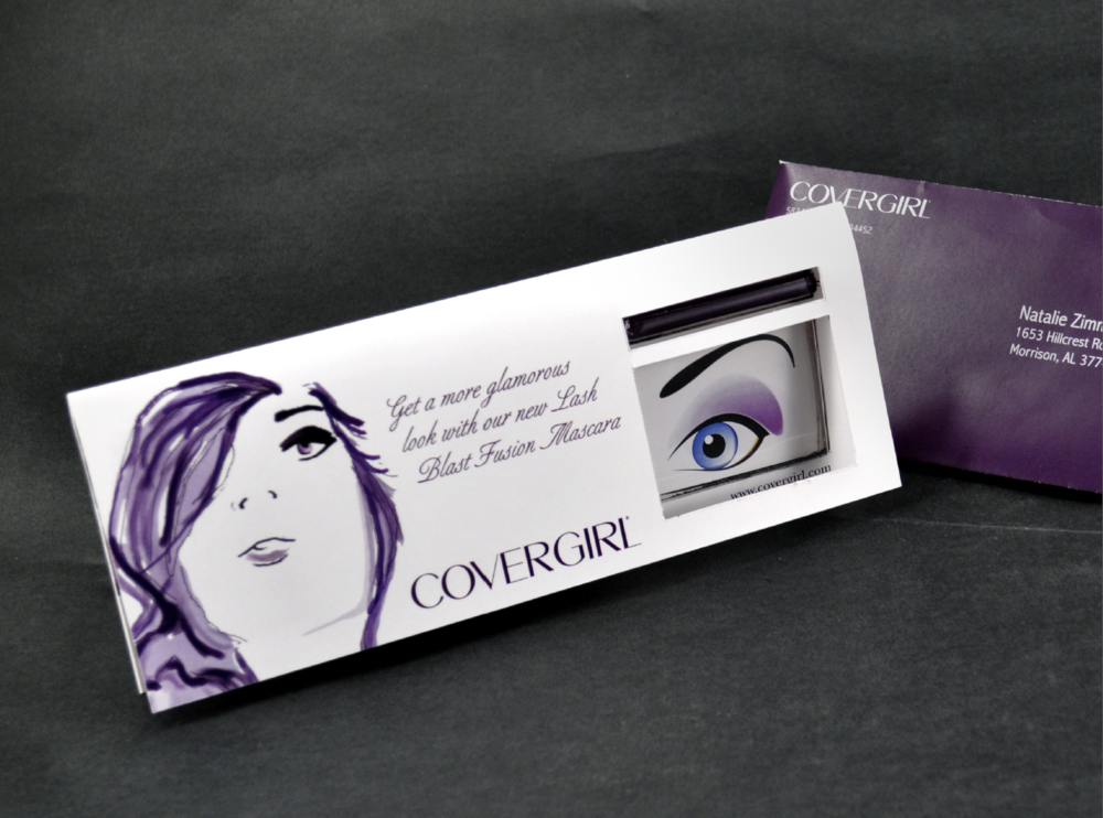 Cover Girl Direct Mail Promotion