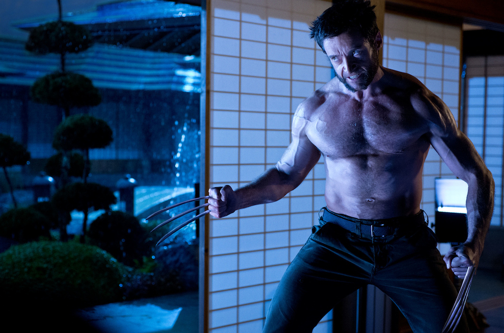 Hugh Jackman in  The Wolverine  Ben Rothstein / 20th Century Fox