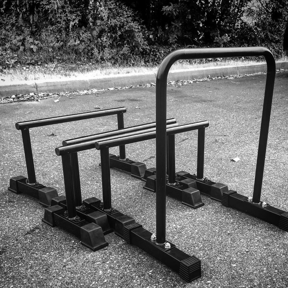 Fitness Town Parallettes