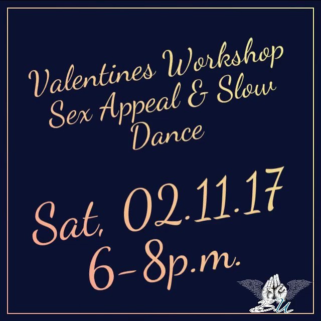 Only 5 Slots Remaining ! #linkinbio Description: Are you seeking a girls night out or are you lacking sex appeal and/or seeking to improve your sexy skills💃 for yourself or to impress your partner? If so, we have just the dance-training workshop for you and it's scheduled just in time for Valentine's Day. Allow @cravesomerave_ to help you unleash your inner sexy. When: Saturday, February 11, 2017 | 6-8 p.m. Get ready for a lesson on Sexiness & SEDUCTION! | $20 | Space is limited | Prepayment Required to RSVP; LINK IN BIO! #Dancehall #workshop #valentines #girlpower #sexydance #sexappeal #foradults #valentinesspecial #bodyawareness #southwesthouston #dancestudio
