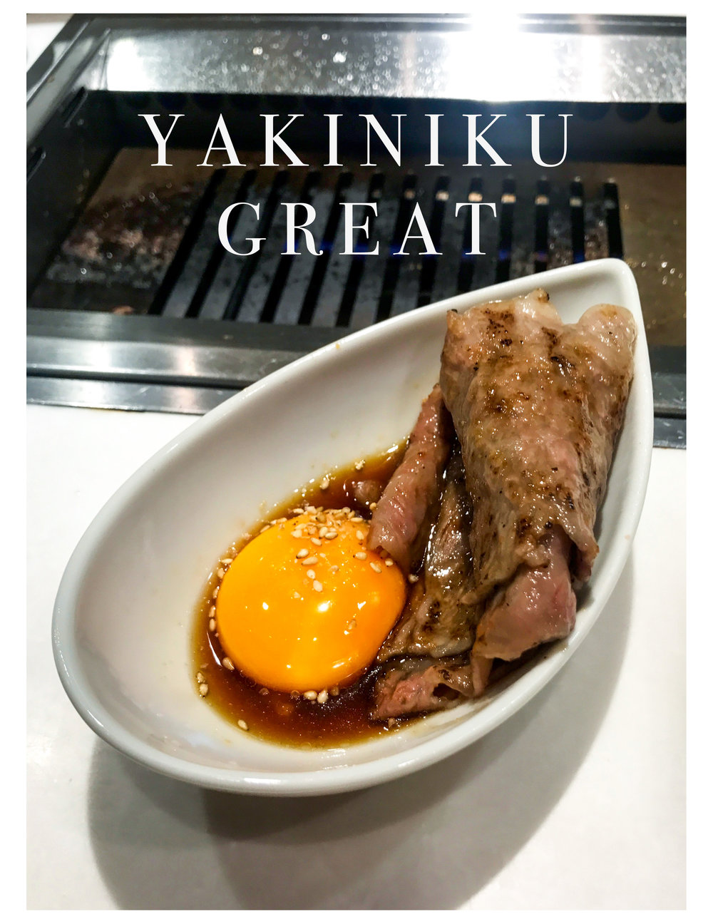 Yakiniku Great