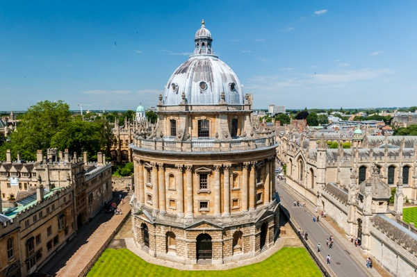 Radcliffe Camera & Radcliffe Square