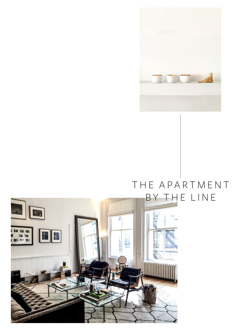 The Apartment by The Line