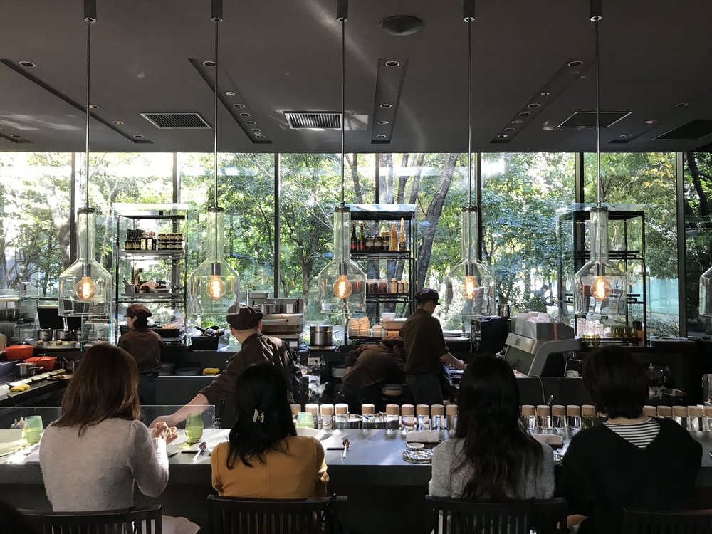 The Cafe by Aman Tokyo